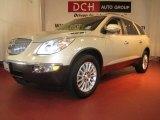 2008 Gold Mist Metallic Buick Enclave CXL #53464267