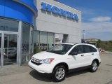 2010 Taffeta White Honda CR-V EX AWD #53545066