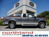 2011 Sterling Grey Metallic Ford F150 XLT SuperCab 4x4 #53544952