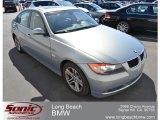 2008 Space Grey Metallic BMW 3 Series 328i Sedan #53463672
