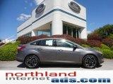 2012 Sterling Grey Metallic Ford Focus SE Sport Sedan #53544957