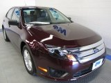2011 Bordeaux Reserve Metallic Ford Fusion S #53463918