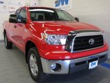 2008 Radiant Red Toyota Tundra SR5 Double Cab 4x4 #53463925