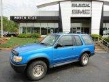 1995 Ford Explorer Light Lapis Blue Metallic