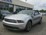 2011 Ingot Silver Metallic Ford Mustang GT/CS California Special Convertible #53545148