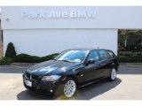 2011 Black Sapphire Metallic BMW 3 Series 328i Sports Wagon #53544999