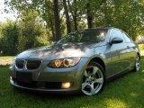 2007 Sparkling Graphite Metallic BMW 3 Series 328xi Coupe #53464364