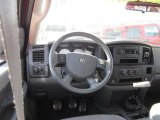 2008 Dodge Ram 1500 SXT Quad Cab 4x4 Dashboard