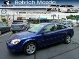 2007 Laser Blue Metallic Chevrolet Cobalt LS Coupe #53463289