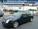 2008 Dark Blue Ink Metallic Ford Fusion SE V6 AWD #53463291