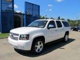 2011 Summit White Chevrolet Suburban LT 4x4 #53463304