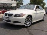 2008 Alpine White BMW 3 Series 335xi Sedan #53598368