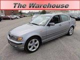 2004 Silver Grey Metallic BMW 3 Series 330xi Sedan #53598320