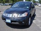 2004 Super Black Nissan Murano SE AWD #53598276