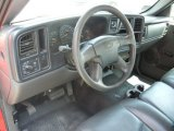2005 Chevrolet Silverado 1500 LS Extended Cab Dashboard