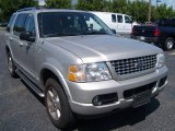 2004 Ford Explorer Silver Birch Metallic
