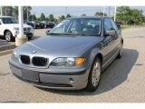 2005 Silver Grey Metallic BMW 3 Series 325i Sedan #53598502