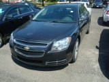 2012 Black Granite Metallic Chevrolet Malibu LT #53621588