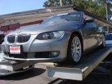 2007 Space Gray Metallic BMW 3 Series 328i Convertible #53621667