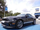 2012 Ford Mustang Shelby GT500 Coupe Data, Info and Specs