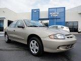 2003 Sandrift Metallic Chevrolet Cavalier LS Sedan #53621834