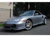 2005 Porsche 911 Arctic Silver Metallic