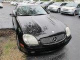 2001 Black Mercedes-Benz SLK 230 Kompressor Roadster #53621629
