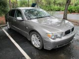 2003 Sterling Grey Metallic BMW 7 Series 745Li Sedan #53621630