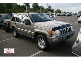 1998 Char Gold Satin Glow Jeep Grand Cherokee Laredo 4x4 #53621548