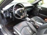 2007 Porsche 911 Carrera S Coupe Black Interior