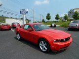 2011 Race Red Ford Mustang GT Coupe #53621781
