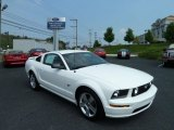 2006 Performance White Ford Mustang GT Premium Coupe #53621785