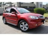2008 Moroccan Red Pearl Acura RDX  #53639761