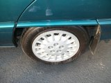 Oldsmobile Achieva 1998 Wheels and Tires