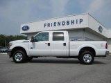 2012 Oxford White Ford F250 Super Duty XLT Crew Cab 4x4 #53647637