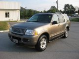 2002 Ford Explorer Mineral Grey Metallic