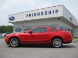 2012 Race Red Ford Mustang V6 Premium Coupe #53647642