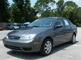 2005 CD Silver Metallic Ford Focus ZX4 SE Sedan #442811
