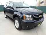 2009 Dark Blue Metallic Chevrolet Tahoe LT XFE #53651196