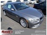 2011 Space Gray Metallic BMW 3 Series 328i Coupe #53651251