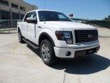 2011 Oxford White Ford F150 FX4 SuperCrew 4x4 #53651173