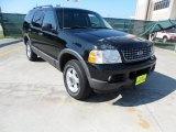 2003 Black Ford Explorer XLT 4x4 #53651200