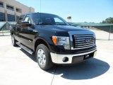 2011 Ebony Black Ford F150 Texas Edition SuperCrew #53651175