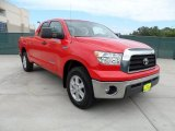 2008 Radiant Red Toyota Tundra SR5 Double Cab 4x4 #53651214