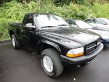 2003 Black Dodge Dakota Sport Regular Cab 4x4 #53665518