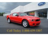 2012 Race Red Ford Mustang V6 Coupe #53665512