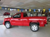 2011 Victory Red Chevrolet Silverado 1500 LT Regular Cab 4x4 #53673447