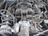2005 Ford Mustang V6 Premium Coupe 4.0 Liter SOHC 12-Valve V6 Engine