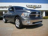 2012 Mineral Gray Metallic Dodge Ram 1500 Big Horn Quad Cab #53672430