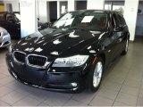 2010 Black Sapphire Metallic BMW 3 Series 328i Sedan #53673321